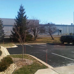 Photo taken at Holiday Inn Express & Suites Madison-Verona by Sean W. on 1/3/2012
