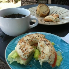 Photo taken at Island Brew Coffeehouse by Ani T. on 4/14/2012