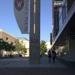 Photo taken at East Campus Mall by Melissa H. on 9/9/2011