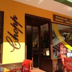 Photo taken at Chopp by Juanjo C. on 1/30/2012