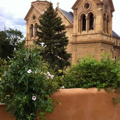 Photo taken at La Fonda Santa Fe by Craig B. on 7/29/2011