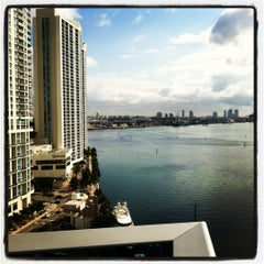 Photo taken at Epic Rooftop Pool by Javier Alberto L. on 2/17/2012