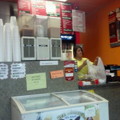 Photo taken at Taco Yo by Lynn H. on 8/18/2012