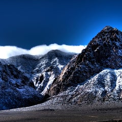 Photo taken at Red Rock Canyon National Conservation Area by Jake K. on 11/26/2011