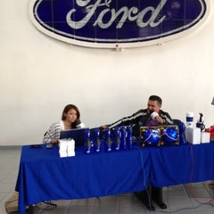Photo taken at Ford Andrade by Daniel R. on 7/28/2012