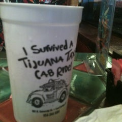 Photo taken at Tijuana Taxi Co by Theresa M. on 1/29/2012