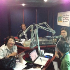 Photo taken at Delta Broadcasting System DWXI 1314 AM by レーネ —. on 1/16/2012