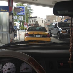 Photo taken at Sunoco by Omar Eastcoast R. on 4/25/2012