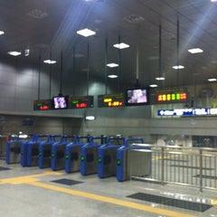 Photo taken at 청량리역 (Cheongnyangni Stn.) by Jaejin H. on 7/14/2012