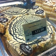 Photo taken at Hypermarket Nr. 1 by Alex S. on 1/7/2012