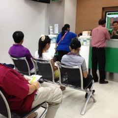 Photo taken at ธนาคารกสิกรไทย (KASIKORNBANK) by Thepparak P. on 3/3/2012