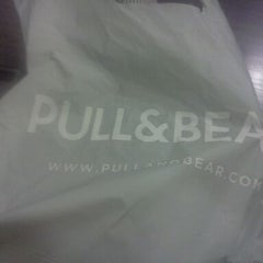 Photo taken at PULL & BEAR by Bris A. on 1/3/2012