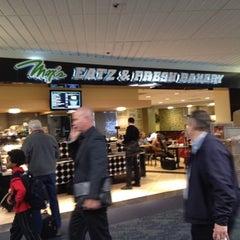 Photo taken at Max's Eatz & Fresh Bakery by Edgardo F. on 3/29/2012