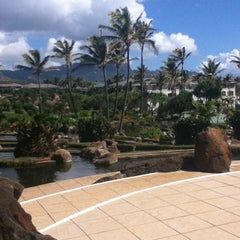 Photo taken at The Point At Poipu by John P. on 10/18/2011