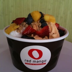 Photo taken at Red Mango by Jennifer L. on 5/4/2011