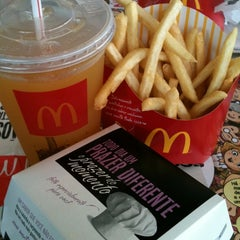 Photo taken at McDonald's by Gabriella D. on 9/28/2011