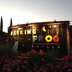 Photo taken at Barking Frog by Logan D. on 5/17/2012