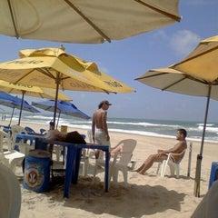 Photo taken at Barraca Vira Verão by Neto P. on 8/30/2012