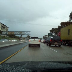 Photo taken at I-5 @ Old Town by Maurice S. on 2/28/2012