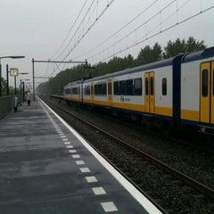 Photo taken at Station Nijmegen Lent by Jolanda on 9/9/2011
