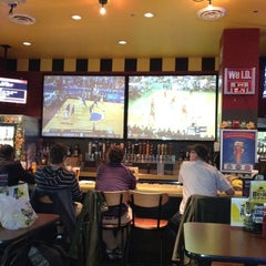 Photo taken at Buffalo Wild Wings by Paris on 3/25/2012