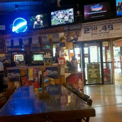 Photo taken at Daytona's All Sports Cafe by Del B. on 9/18/2011