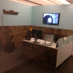 Photo taken at Twitter NYC by Brian on 1/20/2012