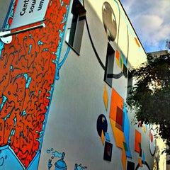 Photo taken at DOX Centrum současného umění by Marie m. on 10/8/2011