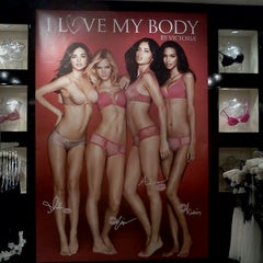 Photo taken at Victoria's Secret PINK by David P. on 1/19/2012