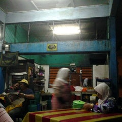 Photo taken at Kedai Gelap by Baharin A. on 4/22/2012