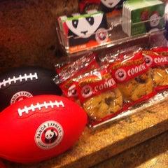 Photo taken at Panda Express Gourmet Chinese Food by Jane M. on 1/20/2012