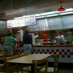 Photo taken at Five Guys by John P. on 7/19/2011