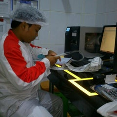 Photo taken at PT. Frisian Flag Indonesia by Bima R. on 9/8/2012