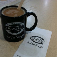 Photo taken at Spinelli Coffee Company by Sesilia M. on 9/17/2011