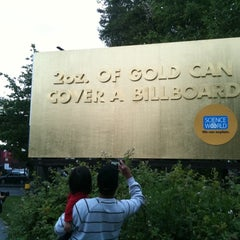 Photo taken at Gold Billboard by Shelley W. on 9/6/2011