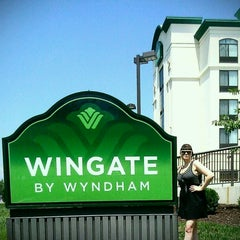 Photo taken at Wingate by Wyndham Richmond Short Pump by Anna I. on 7/27/2011