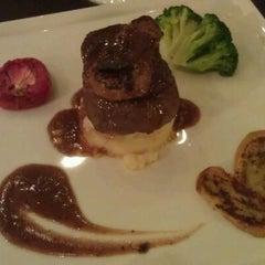 Photo taken at Azie Grand Café by Min-Jen C. on 8/31/2011