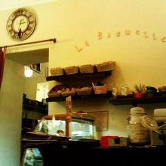 Photo taken at La Baguette by Антон Ч. on 12/14/2011