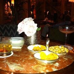 Photo taken at Bar Dandolo by Thiago S. on 9/27/2011