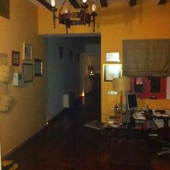 Photo taken at Valdeolivo Hosteria De Almagro by Valdeolivo H. on 2/11/2012