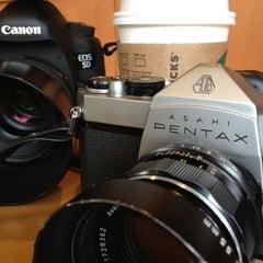 Photo taken at Starbucks by Mark K. on 8/19/2012
