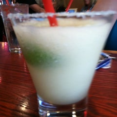 Photo taken at Red Robin Gourmet Burgers by Stephanie L. on 7/14/2012