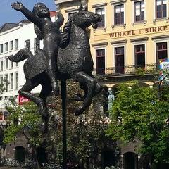 Photo taken at Winkel van Sinkel by Veronica v. on 9/8/2012
