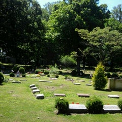 Photo taken at Erie Cemetery by Christina S. on 6/14/2012