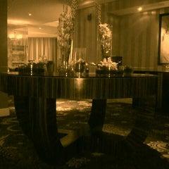 Photo taken at Hotel Monaco by shruti m. on 2/24/2012