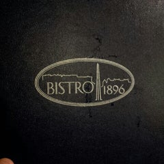 Photo taken at Bistro 1896 by Alex E. on 7/21/2012
