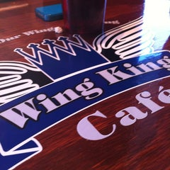 Photo taken at Wing King by Josh A. on 6/21/2012