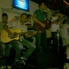 Photo taken at Victoria's O Bar... Do Batista by Débora C. on 9/9/2012