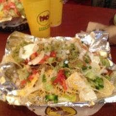 Photo taken at Moe's Southwest Grill by Daniel L. on 8/24/2012