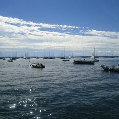 Photo taken at Larchmont Yacht Club by Albert W. on 9/9/2012